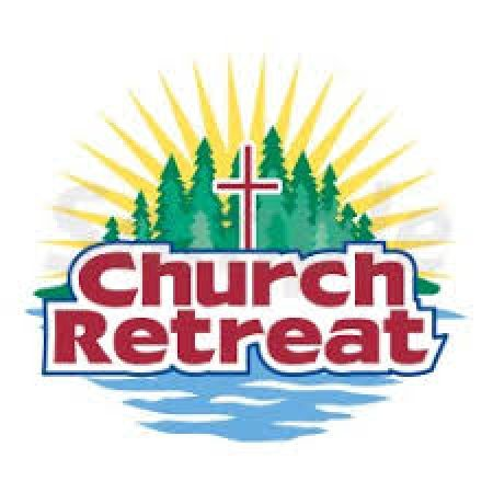 Church-Wide Retreat - see bulletin for details